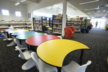 Dysart Recreation Centre and Library Children's area