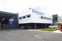 Kingspan NT Office and Warehouse Exterior