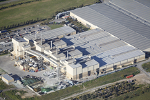 Amcor Glass Bottle Plant and Warehouses