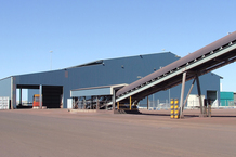 OZ Minerals NT Copper Storage Facility